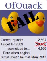OfQuack FAIL